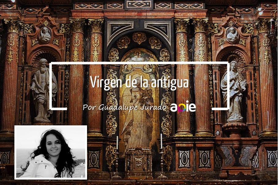 Virgen de la antigua, Catedral de Sevilla