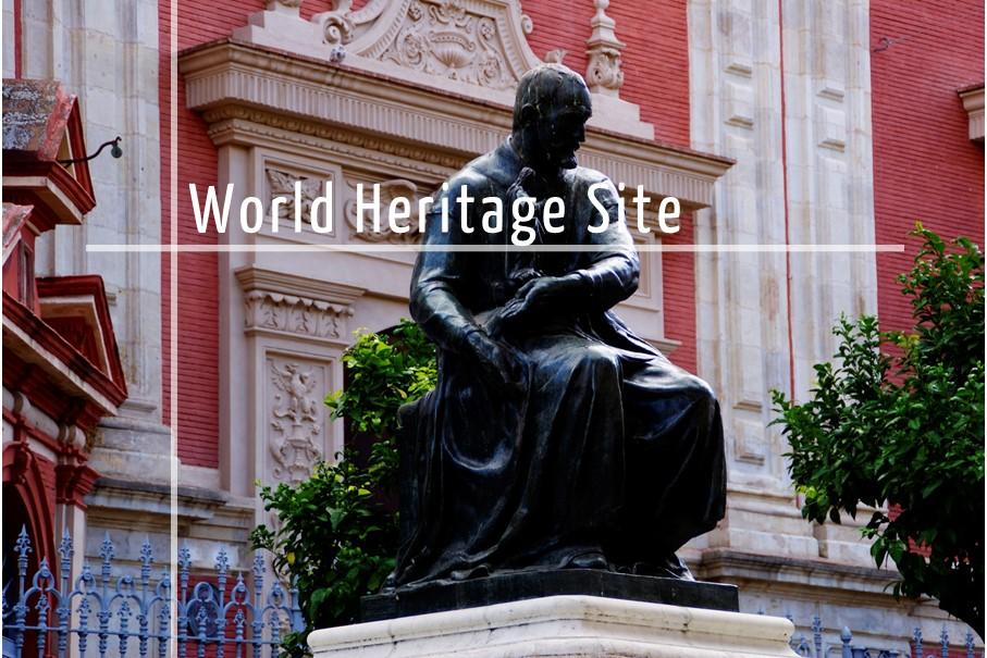 Seville historic centre tour
