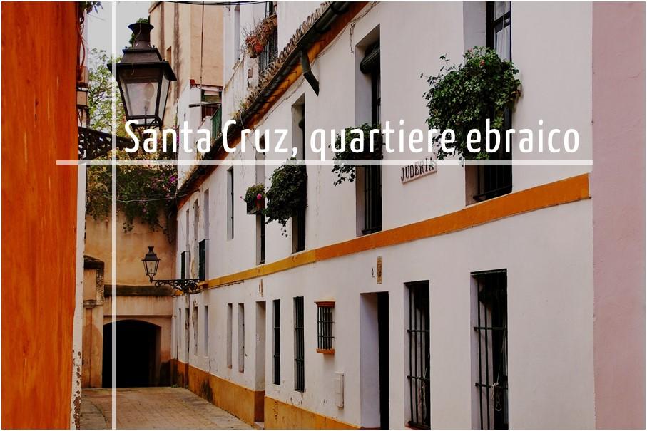 Tour per il quartiere di Santa Cruz