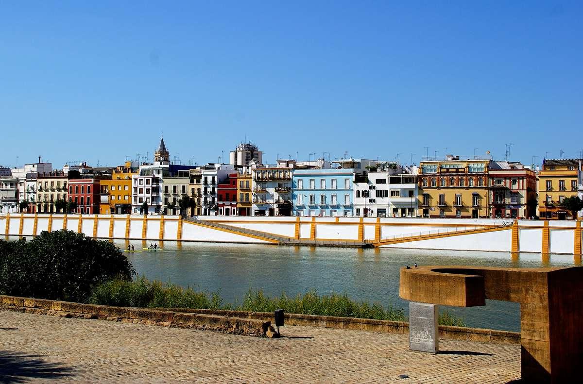 Tour per il quartiere di Triana di Siviglia