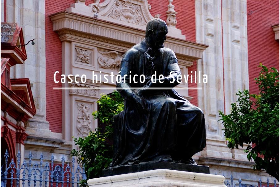 Tour por el casco histórico de Sevilla