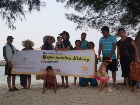 Experiencing Tidung