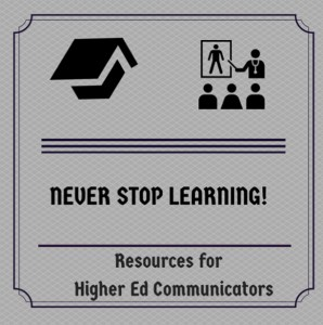 Higher Ed Resources