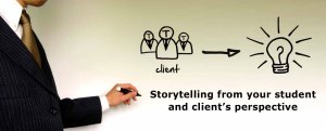 Make sure you are telling the stories your audiences care about and will bring value to them!