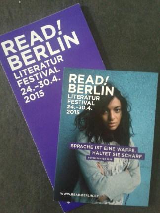Read!Berlin (24.-30. April 2015), http://read.berlin