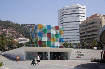 Málaga hat sein eigenes Centre Pompidou!