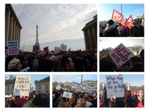 ... und am Wochenende zur Demo für gleiche Rechte, Empathie und Solidarität - und gegen Diskriminierung und Gewalt, egal wo sie stattfindet!
