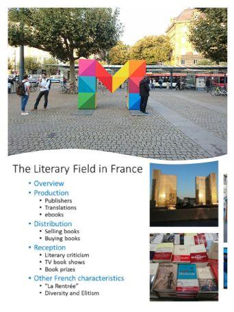 Gleich umgesetzt: Gastvortrag in Mainz über das literarische Feld in Frankreich