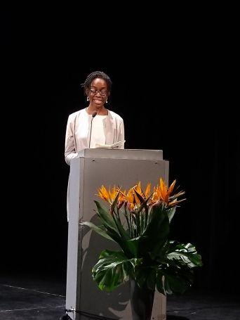 Sharon Dodua Otoo liest aus ihren Werken #BritLitBerlin