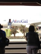 the only airline to Galapagos