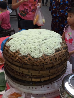 Putu mayam noodles
