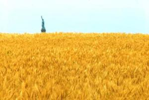 "Agnes Denes: ""Wheat Field – A Confrontation"""
