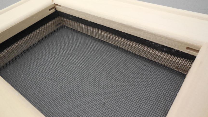 Handmade Deckle to Make Handmade Paper