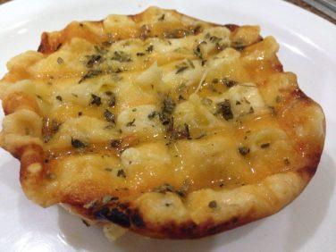 Tortilha de Provolone Foto: ExperiMenteSP