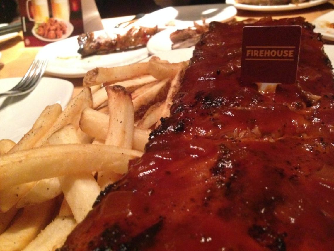 Molho Firehouse - Tradicional Barbecue ainda mais picante com especiarias e temperos Outback. Foto: ExperiMenteSP