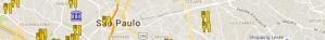 Veja o mapa dos lugares que visitamos!