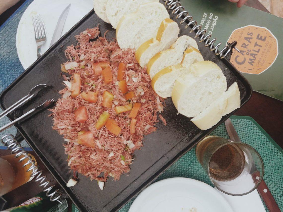 Carne seca Foto: ExperiMenteSP