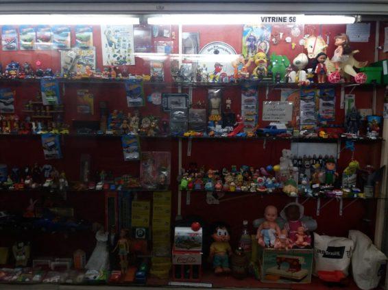 Pratilheira Galeria dos Brinquedos Foto: ExperiMenteSP