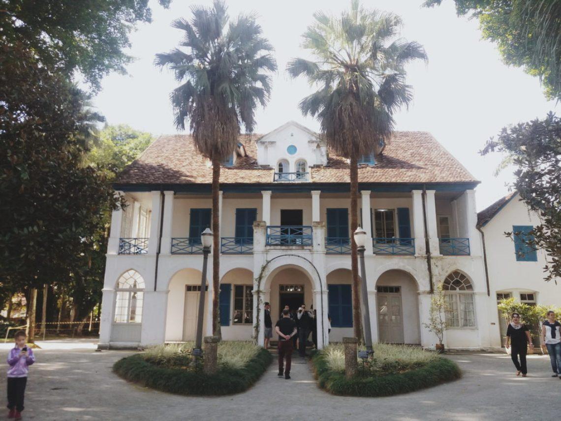 Museu Nacional de Imigração e Colonização de Joinville Foto: ExperiMenteSP