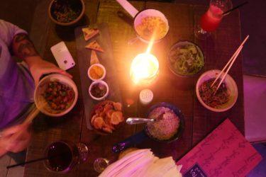 Nossa mesa - Foto: ExperimenteSP