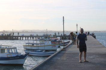 Pier da Prais de Manguinhos - Foto: ExperiMenteSP