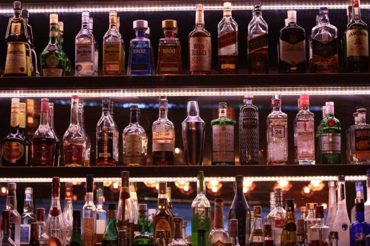 Bebidas do Bar - Foto: ExperimenteSO