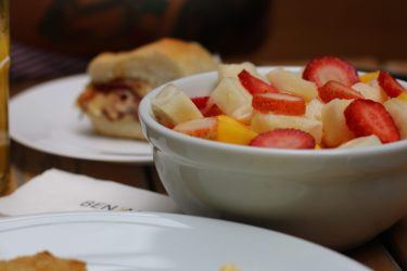 Salada de frutas - Foto: ExperimenteSP