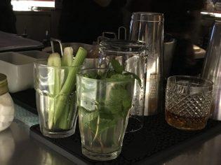 Ingredientes Para os Drinks - Foto: ExperimenteSP