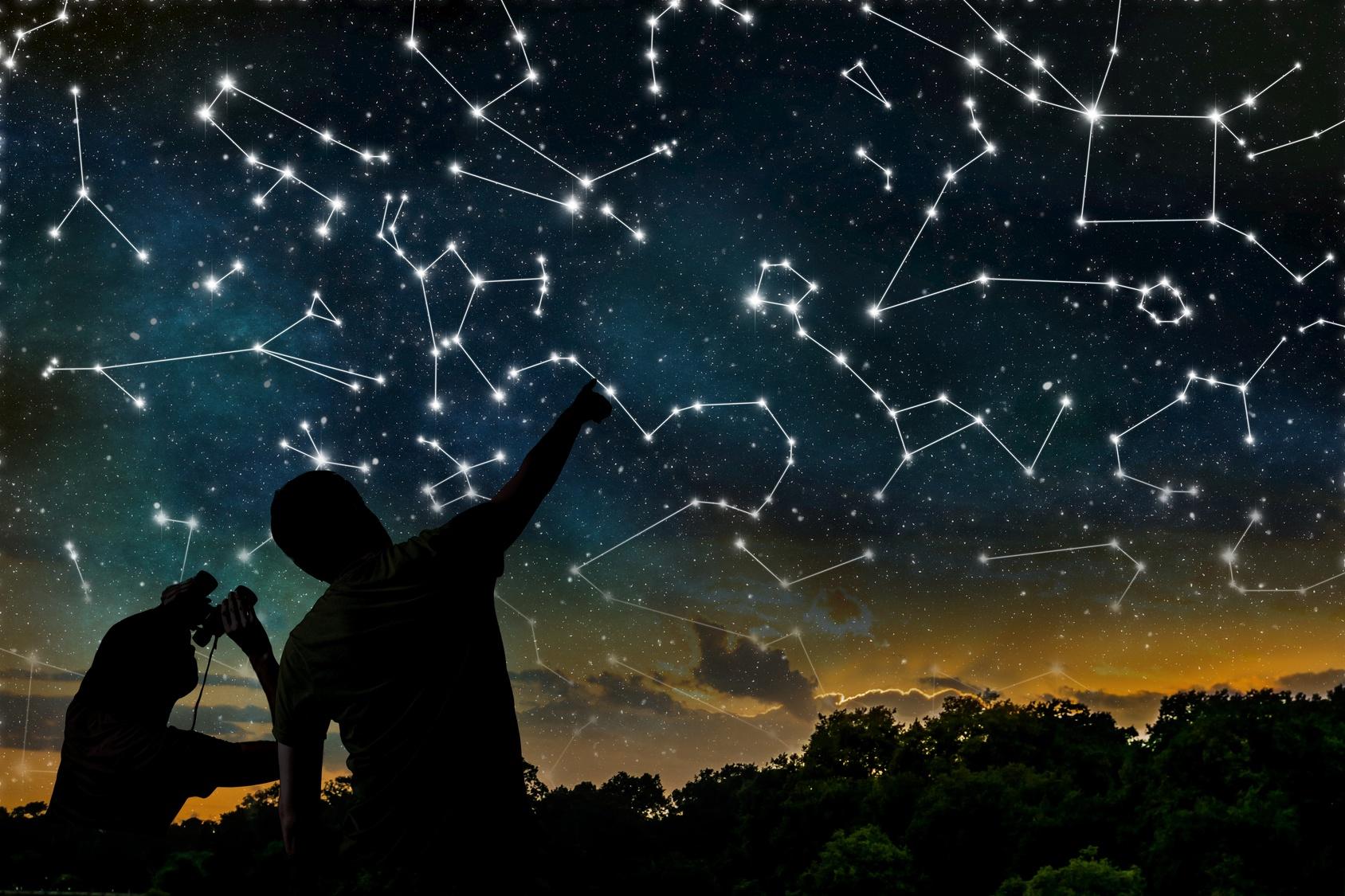 Make A Constellation Finder Experiment Exchange