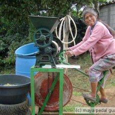 Pedal Power – Maschinen aus Fahrrädern