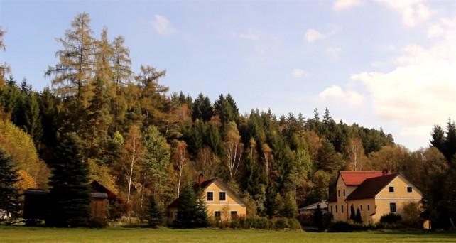 Foto des Gebäudes des Hofkollektivs Zwetschke