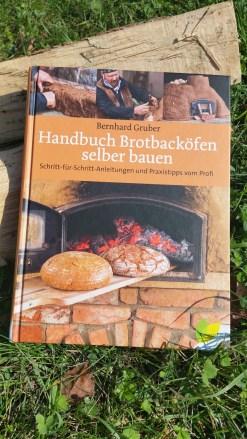 Cover: Handbuch Brotbacköfen selber bauen - hoch