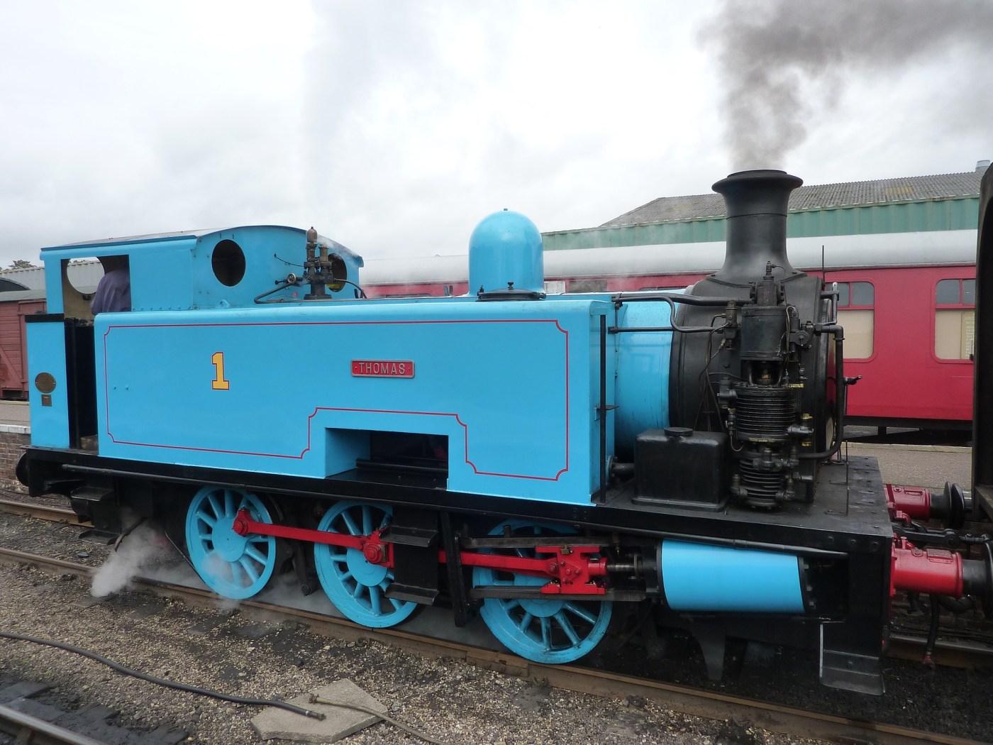 Poopy Thomas