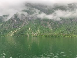 Bohinj Lake Shore