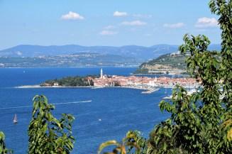 Slovenia coast