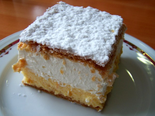 Bled Cream Slice