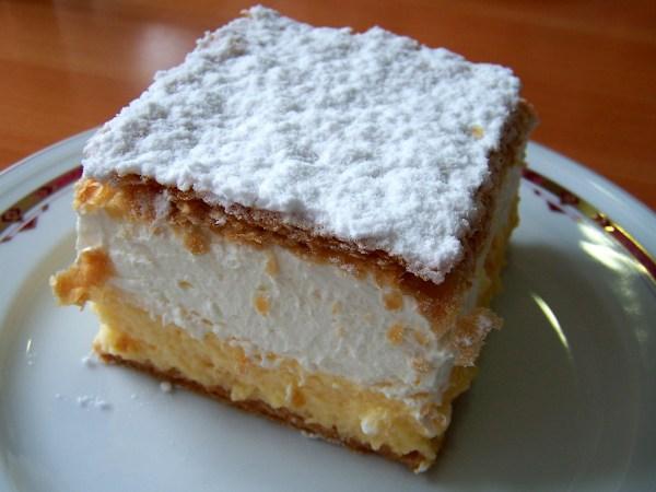 Bled Cream Slice
