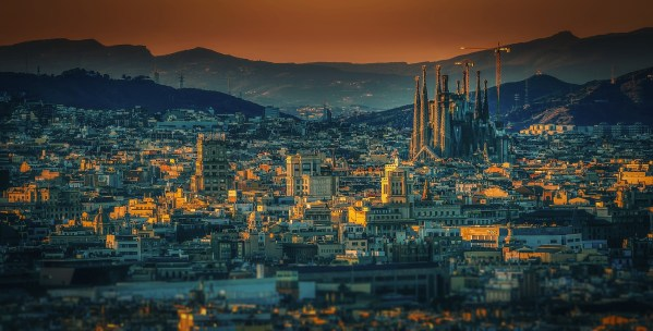 Barcelona in my Dreams