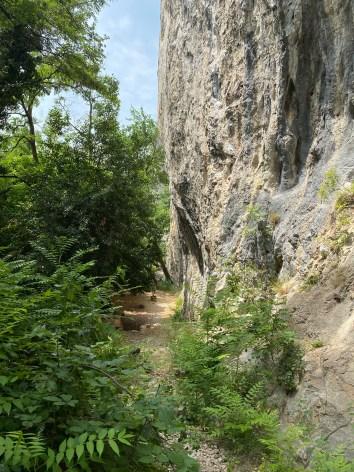 climbing wall, Osp