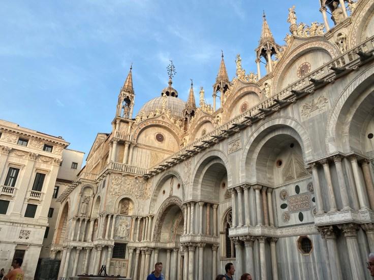 San Marco, side view