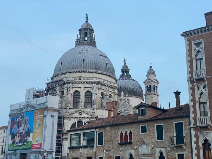 Santa Maria dells Salute