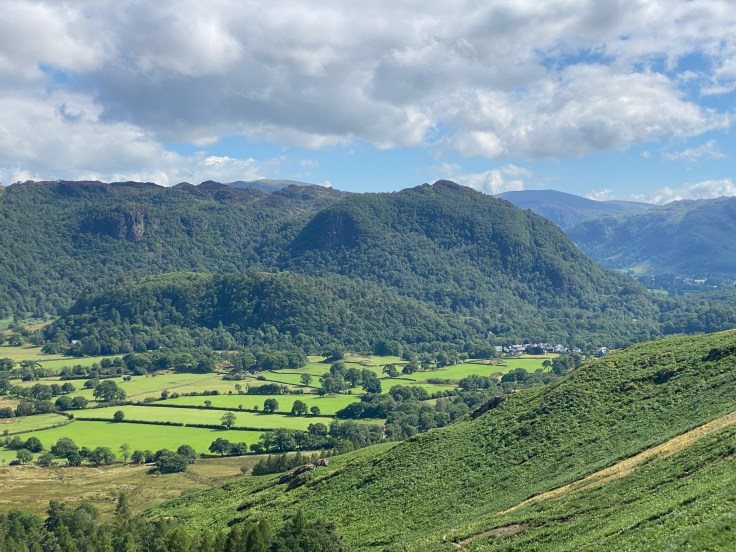 Borrowdale from Catbells