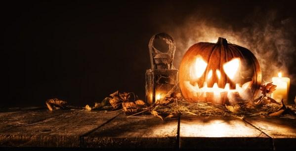 Halloween Sonnet Sunday