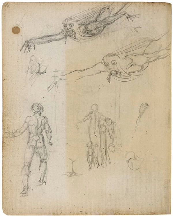 Blake drawing