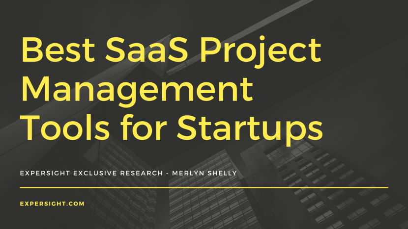 Best Project Management SaaS Tools for Startups