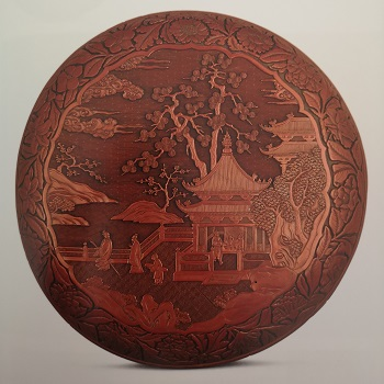 boite en laque XVIIIe Siécle Qianlong