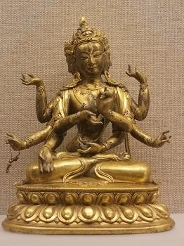bronze ushishavijaya