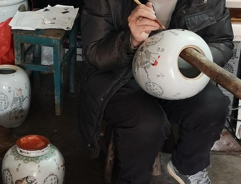Comment reconnaître une porcelaine chinoise ancienne