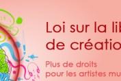 Compta-Theatre.com - Loi sur la liberté de création : plus de droits pour les artistes musiciens