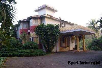 Основной корпус в Varca La Palms